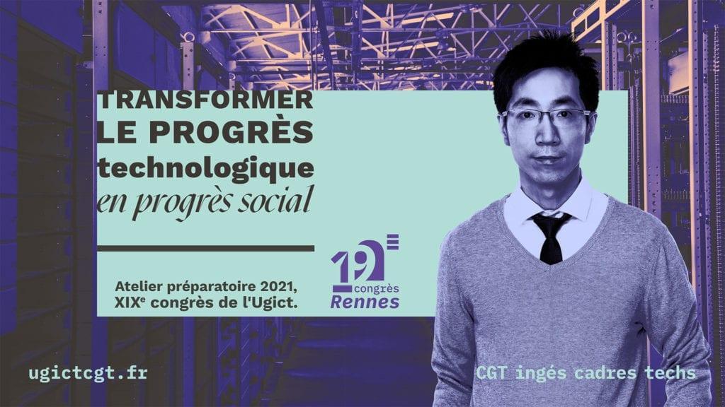 congrès UGICT : impact du numérique